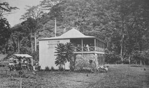 Дом на Самоа