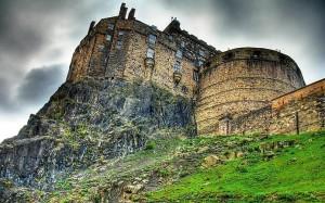 Эдинбургская крепость