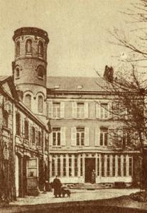 Дом писателя в Амьене