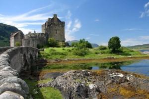 Шотландия - любимая страна Жюля Верна