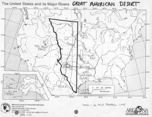 Великая американская пустыня