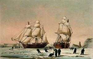 Корабли Франклина